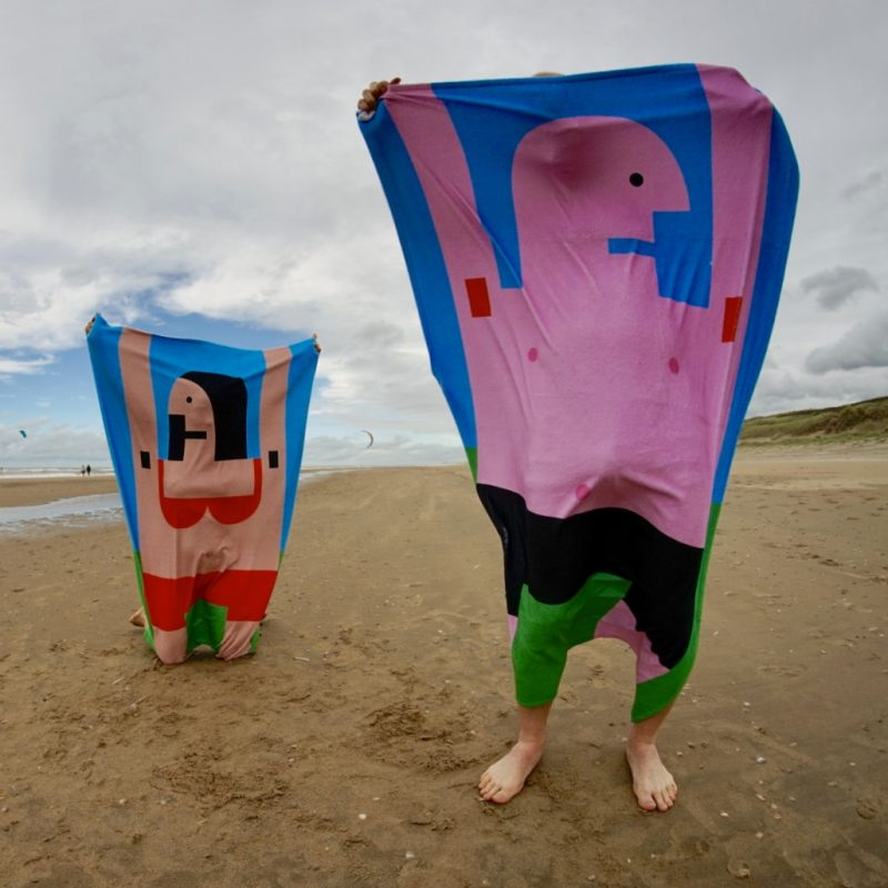 ArtAssociates:Stang:badlakens, vrij werk