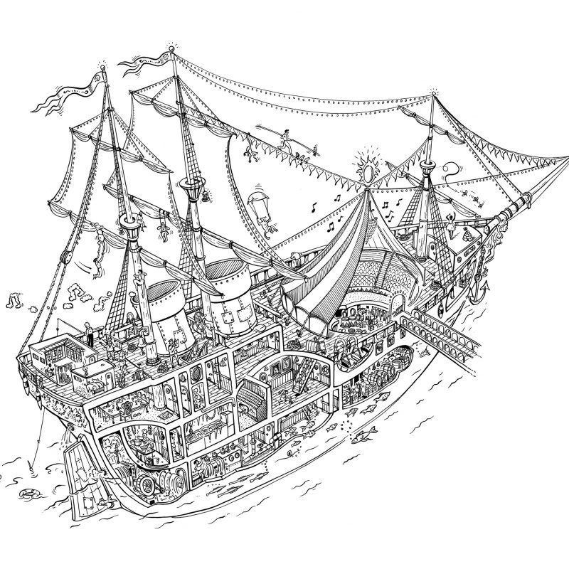 ArtAssociates:Fred:Lioboy ship