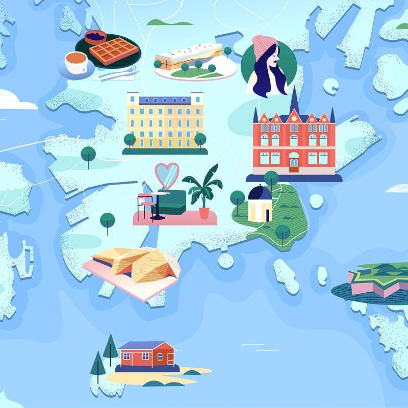 ArtAssociates_Jasmijn_KLM map Finland
