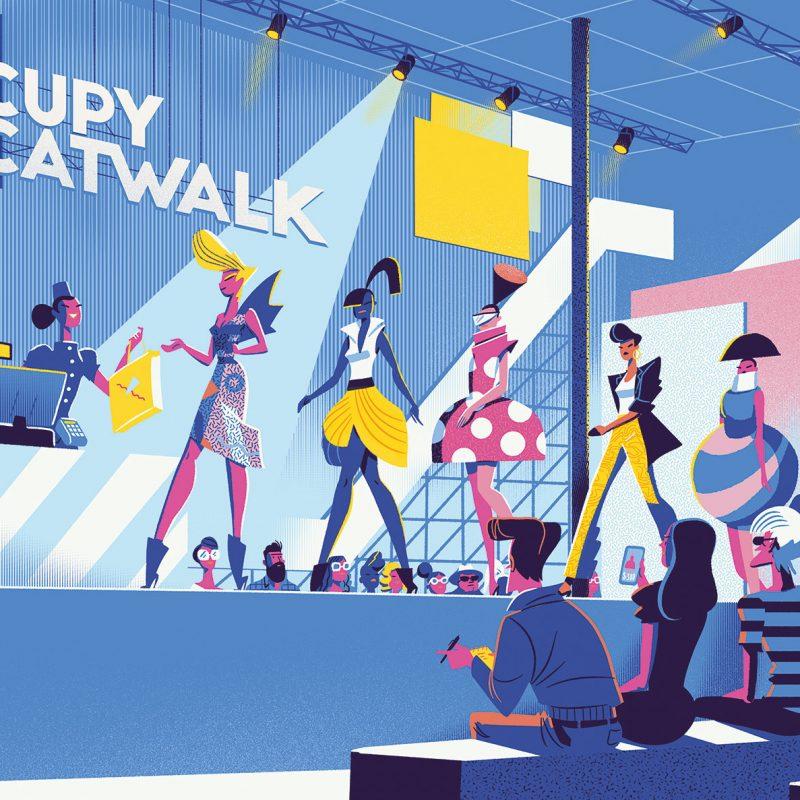 ArtAssociates_Steve_Occupy_catwalk