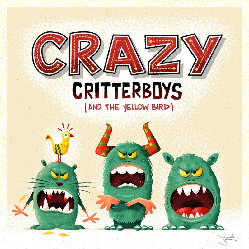 ArtAssociates_Crazy_Critterboys
