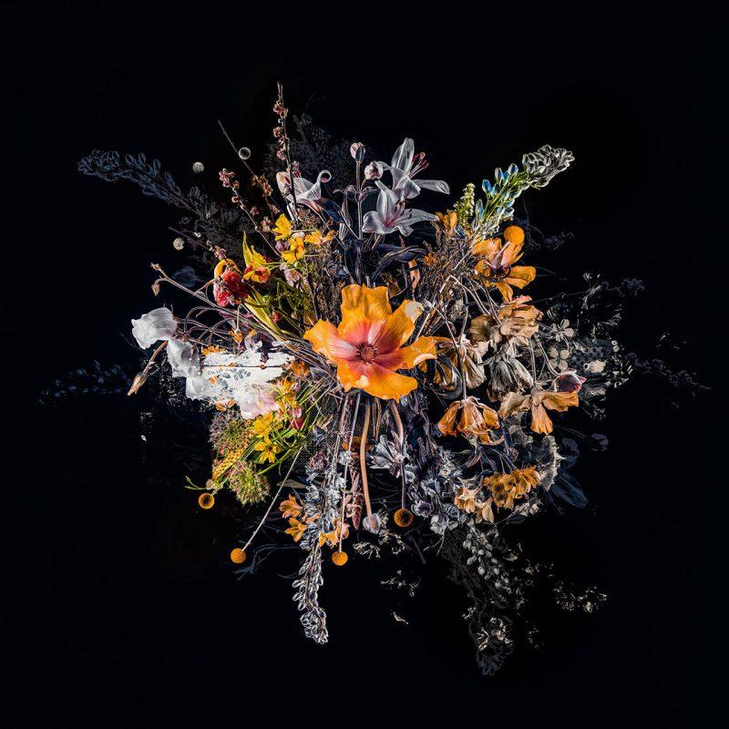 ArtAssociates_Teis_Black_bouquet